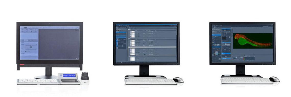 Zeiss ZEN Software